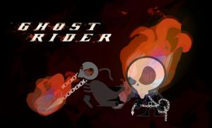 Ghostrider by 2D-Assassin