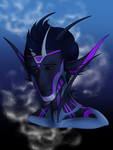 Soundproof bust by Wolfchick36