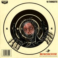 Zombie Target 4 by TH3ARTD3PT