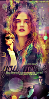 You make me feel PSD by Medovskaya