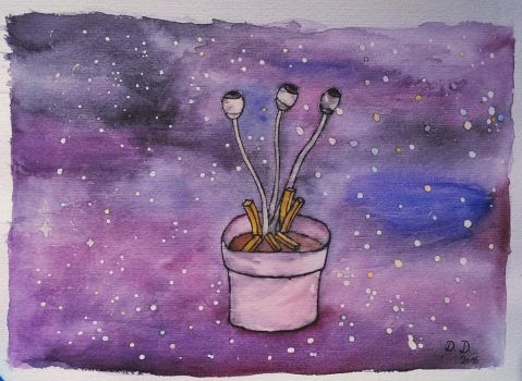 Space plant by dynastes