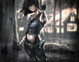 Tomb Raider Reborn by seyigoke