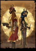 Battle for the Golden Llamas by recurring