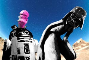 This is the droid u lookin for by aliburc