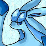 Glaceon by hitopoket