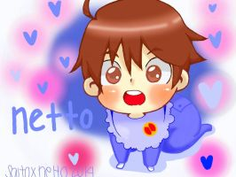 Netto baby by shicchiin