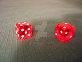 'Lucky' Dice by Terrific21