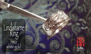 Lindisfarne ring by somk
