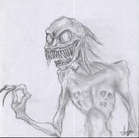 Creature_ by Candys-Killer