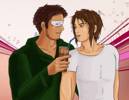 APH - have a drink by Daciah
