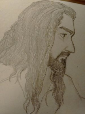 Thorin. by Moontowhee