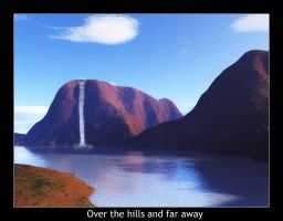 Over The Hills And Far Away by JordanNMason
