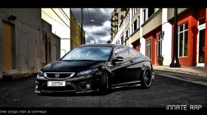 innate RAP honda accord by innaterap
