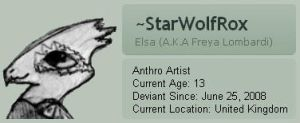 StarWolfRox ID by NS-Games