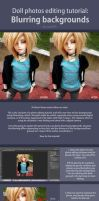 Photo editing tutorial Part 2: Blurring background by cian1675
