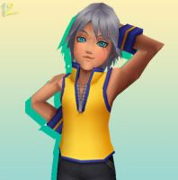 Riku for the Fangirls by TwineoftheTwelve