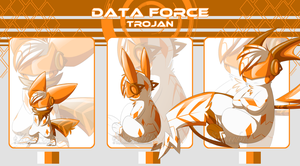 DF: Trojan Reference by Staarbit
