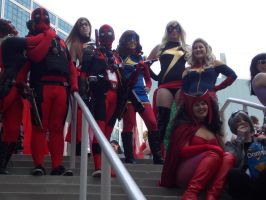 AX2014 - Marvel/DC Gathering: 109 by ARp-Photography