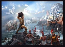 Cyclades Cover by MiguelCoimbra
