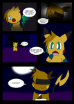 Corrupted Soul Page 1 by Pikacshu