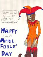 Happy April Fools Day by Aihin13