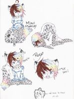 .:Mini Marshy's Attacks:. by Row-chan