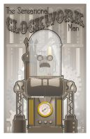 The Clockwork Man by Pencilbags