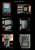 Beemo DS Case by doodlebunneh