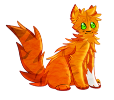 Squirrelflight by witcher-fox