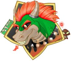 KOOPA KING by guardian-GARM