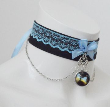 Stormclouds - choker by ceressiass
