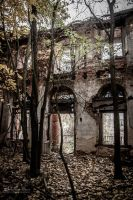 Abandoned 19th century palace 11 by Urbex-Bialystok