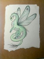 Dragonfly by gryphonic19