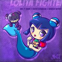 lolita fighter the others by junawashere