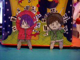 Michaon Matryoshka Pprbabies by Chees3yLuv