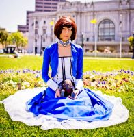 BioShock Infinite - Elizabeth - Lamb of Columbia by oOMeroChanOo