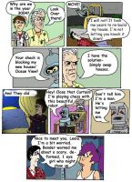 hitchiker's Guide to Futurama by Shandy789