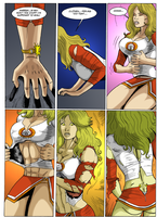 Save The Cheerleader 03 by FullMoonMaster