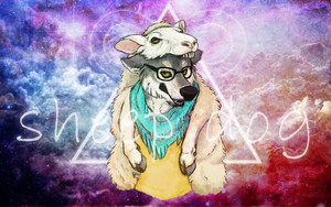Sheep Dog by red-anteater