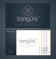 Buisness card - Tanguis by paradoxparty