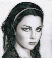 Amy lee by carlosarte