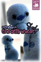 Chelan the Still Water Slouchy by cleody