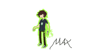Ben 10 Omniverse-AT Style by Maxvel33