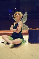 Tinker Bell by Evettesniche