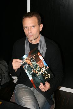 Michael Biehn on WOH by mathiasbeckmann