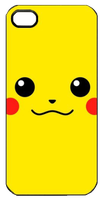 Pikachu Iphone 5 Case by Daisydiy