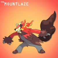 006: Mountlaze by SteveO126