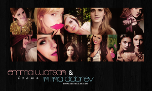 emma nina icons by simpleestyle