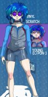 the-young-DJPON3 by EICHH-EMMM
