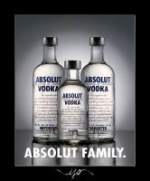 absolut family by ijakopen